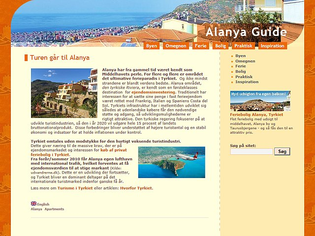 7d Showcase - Alanya-Guide.dk