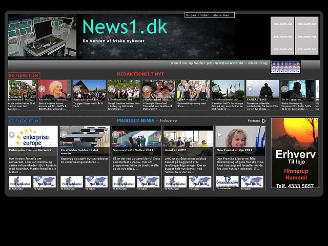 7d Showcase - News1.dk